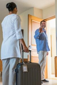 Servicio de guardarropa en tu hotel en Grand Velas Riviera Nayarit