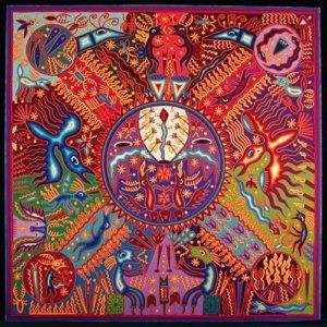 Vibrant colors in Huchol Art Puerto Vallarta and Riviera Nayarit