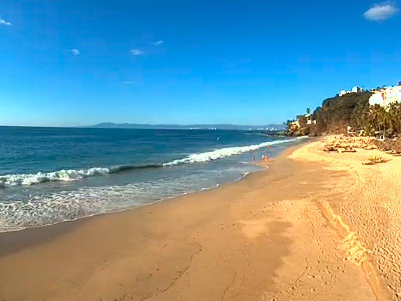Webcam Puerto Vallarta desde Las Estacas