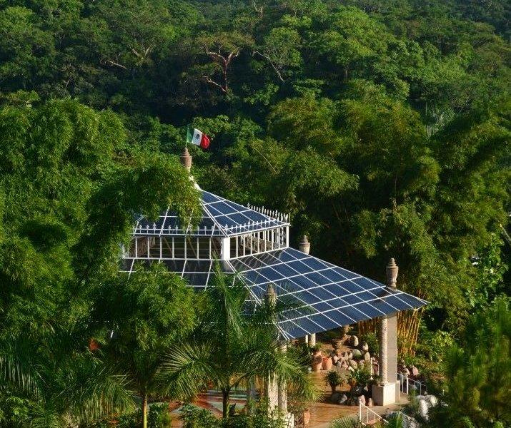 Puerto Vallarta botanical garden